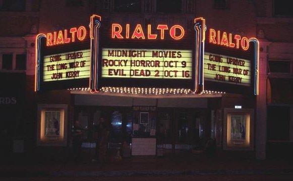 Mørkøv cinema rialto teater